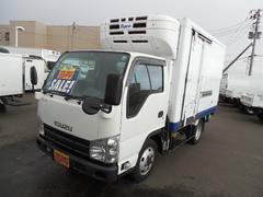 エルフトラック低温冷凍冷蔵車4WD−30℃設定1.9tディーゼル
