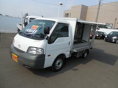 ボンゴトラック冷凍機付販売車−5℃設定