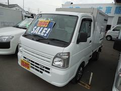 キャリイトラック低温冷凍冷蔵車4WD−20℃設定左サイドドア