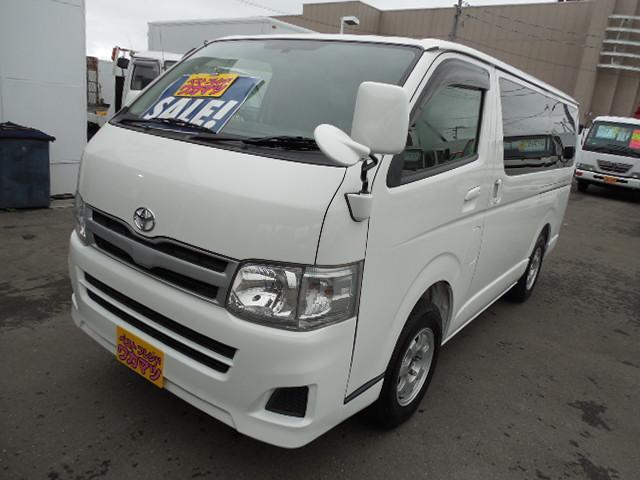 トヨタ 5ドアバン3.0ディーゼルT DXロング 4WD