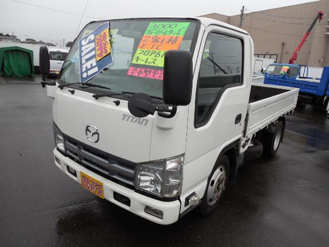 マツダ 2.95tディーゼルDX幌