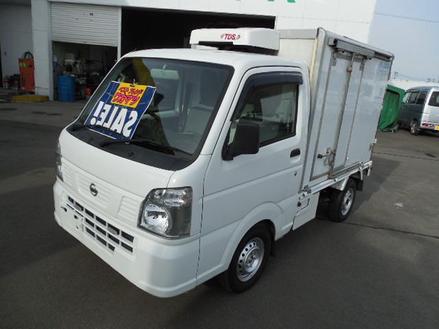 日産 低温冷凍車4WD-30℃設定左サイドドア