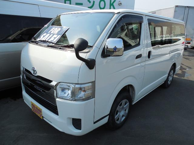 トヨタ 5D3.0DE-TBDXロング4WD