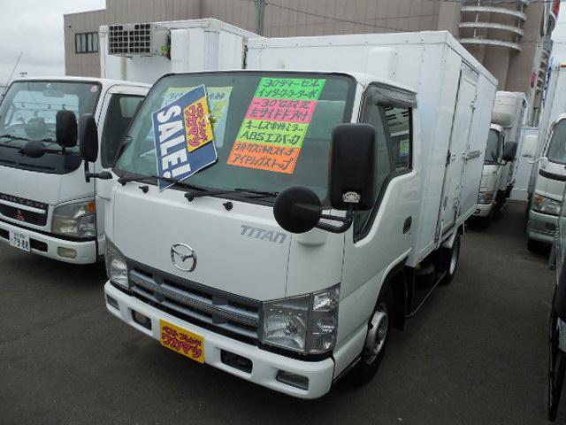 マツダ タイタントラック 1.5t低温冷凍車