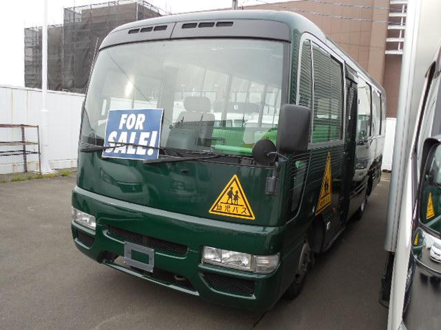 日産  幼児バス乗車定員3+51/1.5人リアヒーターリアクーラー