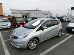 ノートX DIG−S ワンオーナー 純正ナビ GOO鑑定車