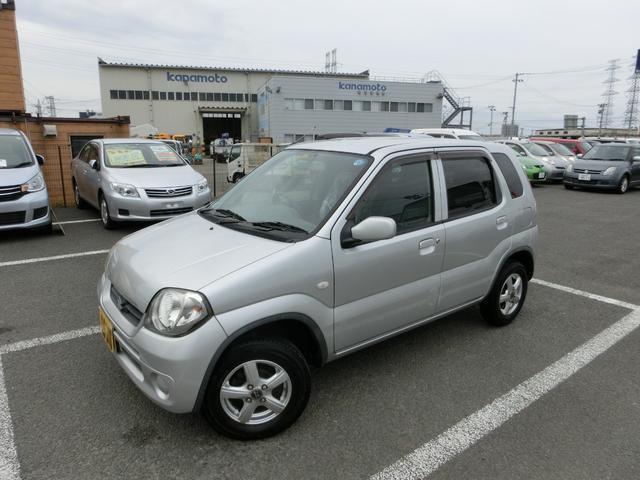 スズキ A ABS付 5速マニュアル グー鑑定車