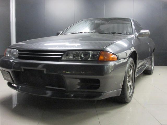 日産 GT-R R32イメージカラー 4WD オーディオサービス