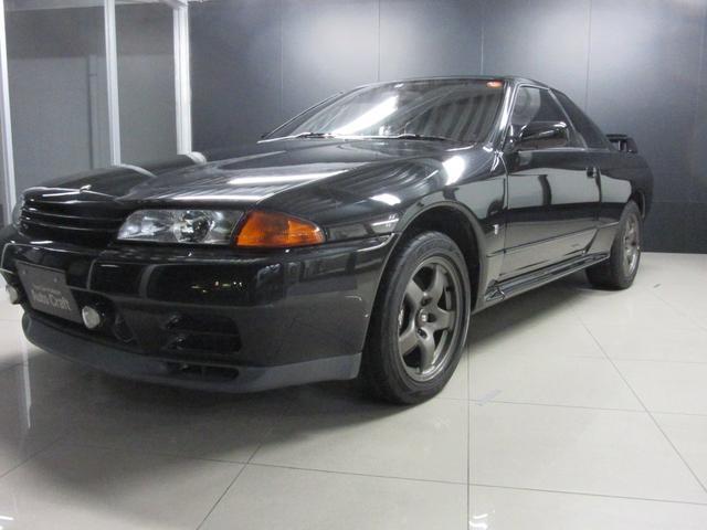 日産 GT-R R32GT-R 社外マフラー 純正16インチAW