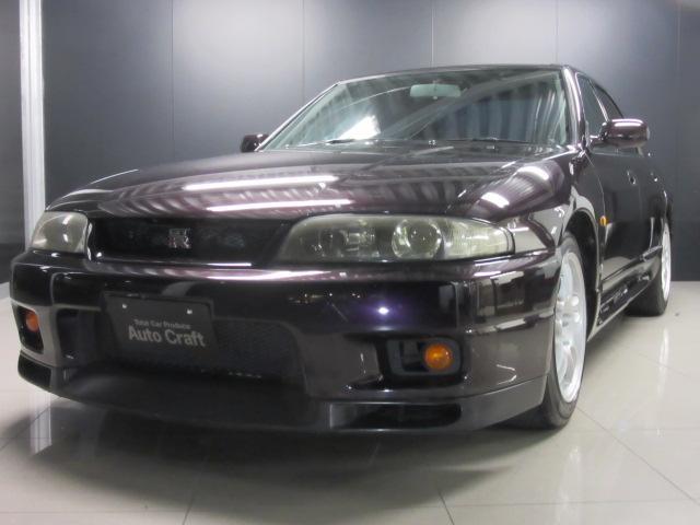日産 GT-Rオーテックバージョン40thアニバー 4WD HID