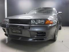 スカイラインGT−R NIヘッドライト 車高調 社外マフラー