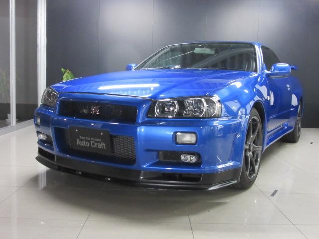 日産 GT-R SPARCOステアリング 社外マフラー HID