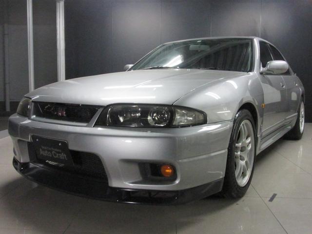 日産 スカイライン GT-Rオーテックバージョン40thアニバーサリー 限定車