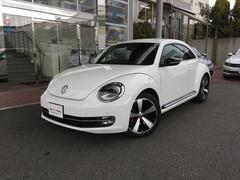 VW ザ・ビートルターボ CoolstarPackage 純正ナビ ETC