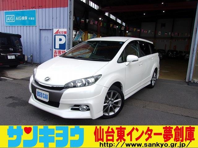 トヨタ Z 純正SDナビ クル-ズコントロ-ル ETC