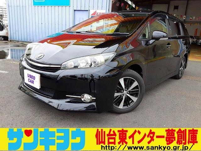 トヨタ 1.8Sモノトーン 除菌 純HDDナビフルセグ スマートキー