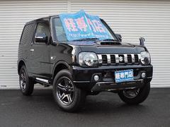 ジムニー特別仕様車 ランドベンチャーターボ 届出済未使用車 4WD