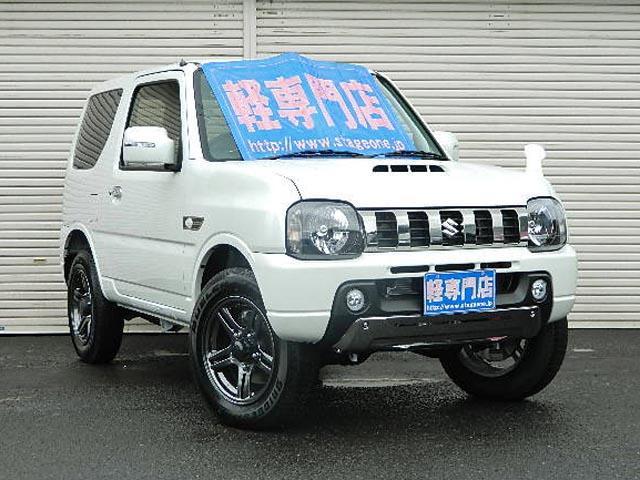 スズキ 特別仕様車 ランドベンチャーターボ 届出済未使用車 4WD
