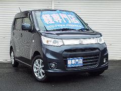 ワゴンRスティングレーX CVT エネチャージ ディスチャージ CD AW付