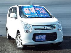 ワゴンRFX CVT エネチャージ CD リモコンキー 社外AW付