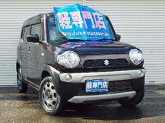 ハスラーA 4WD CD キーレス シートミラーヒーター付