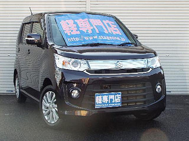 スズキ X 4WD ハイブリッド RBS ESP付 シートヒーター付