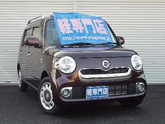 ミラココアココアプラスX CVT エコアイドル CD キーレス付