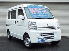 エブリイPCリミテッド 4WD 届出済未使用車 CD付