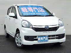 プレオプラスLA スマートアシスト 4WD CVT エコアイドル CD付