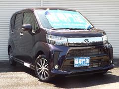 ムーヴカスタム X LTD SAIII届出済未使用車VSCTRC付