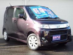 ワゴンRスティングレーX 4WD CVT ディスチャージ AW シートヒーター付