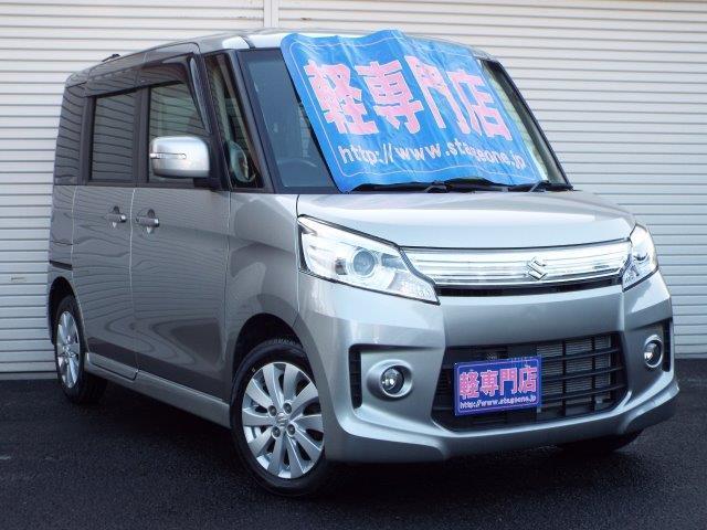 スズキ XS 4WD シートヒーター ナビTV付 電動ドア