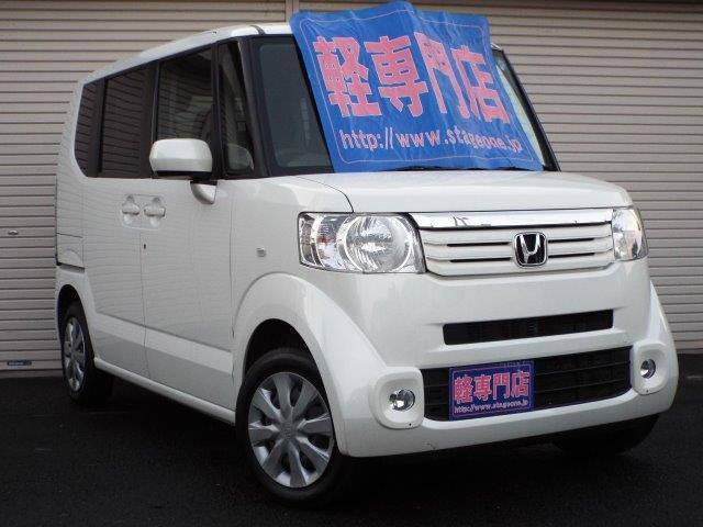 ホンダ G 4WD VSA付 電格ドアミラー スロープ付