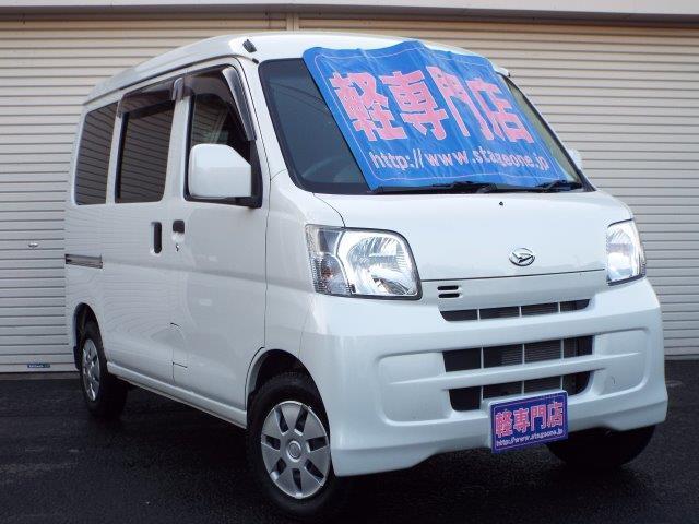 ダイハツ クルーズ 楽旅 4WD ナビTVBC付