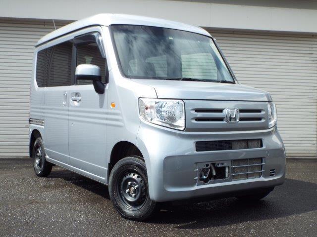 ホンダ N-VAN L 4WD VSA付 ハイルーフキーレス電格ドアミラー付