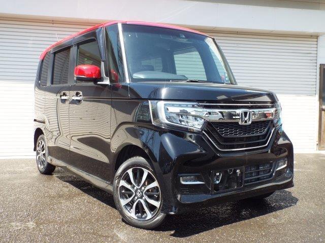 ホンダ G・Lホンダセンシング 4WD VSA付 ナビTVBC付 電動ドア