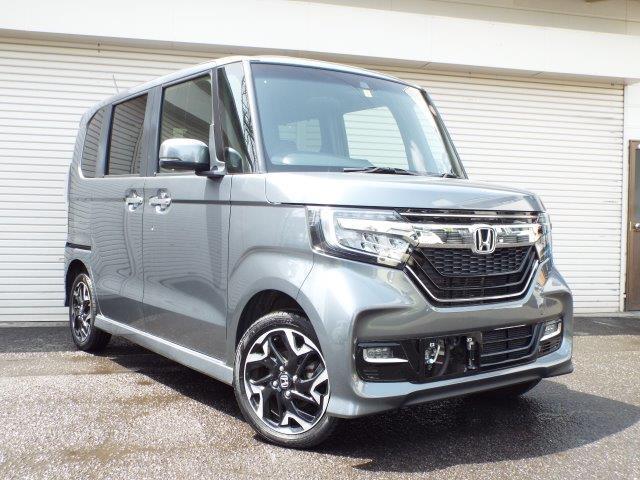 ホンダ G・Lターボホンダセンシング 4WD TVBC付 電動ドア