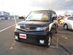 ゼストスパークG スマートキー HID フォグライト CD AW 4WD
