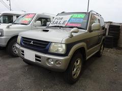 パジェロミニアニバーサリーリミテッドVR 4WD オートマ