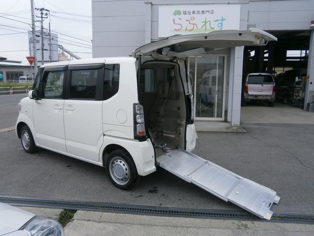 ホンダ G・Lパッケージ 車いす仕様車 4WD プッシュスタート