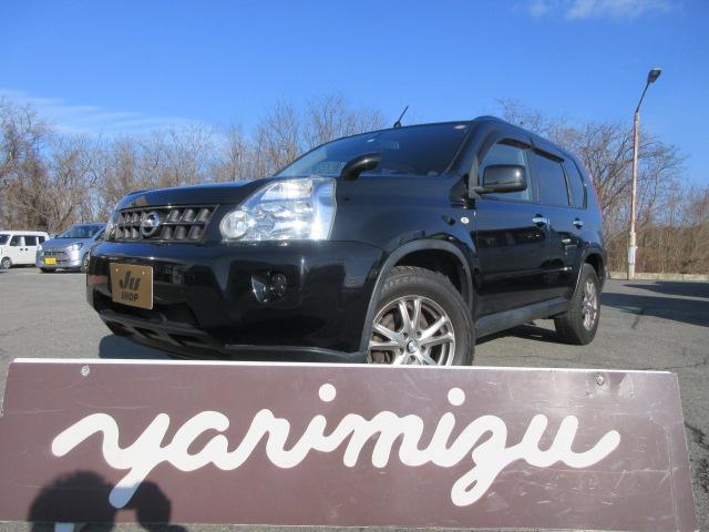 日産 20X 4WD HDDナビ&フルセグTV DVD 新品タイヤ