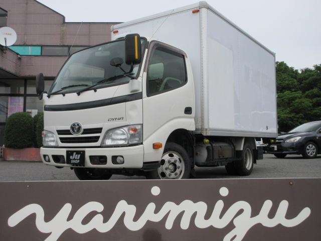 トヨタ ダイナトラック  パネルバン 4AT LPG仕様 最大積載量1.45t バックカメラ キーレス エアコン・パワステ・パワーウィンドウ ガス充填期限2026年5月