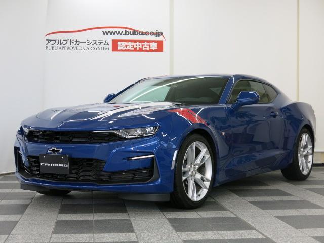 シボレー シボレーカマロ LT RS 正規19yデモカー クールデザインPKG装着車