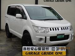 デリカD:5M 4WD ニューペイント TVナビ Bカメラ 左パワスラ
