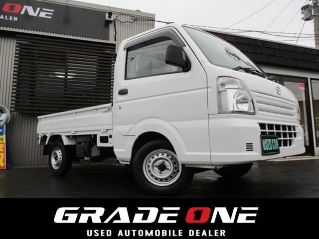 マツダ KCエアコン・パワステ 4WD 5MT