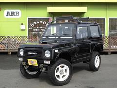 ジムニー4WD ターボ リフトUP公認 5速マニュアル
