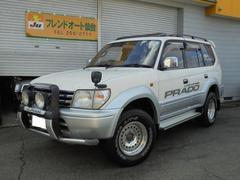 ランドクルーザープラドTXリミテッド 4WD 寒冷地仕様