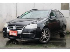 VW ゴルフヴァリアントTSI トレンドライン ナビ