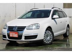 VW ゴルフヴァリアントTSI トレンドライン ナビ付き