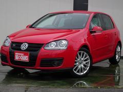 VW ゴルフGT TSI ターボ革シート 社外ナビTV  Bカメラ